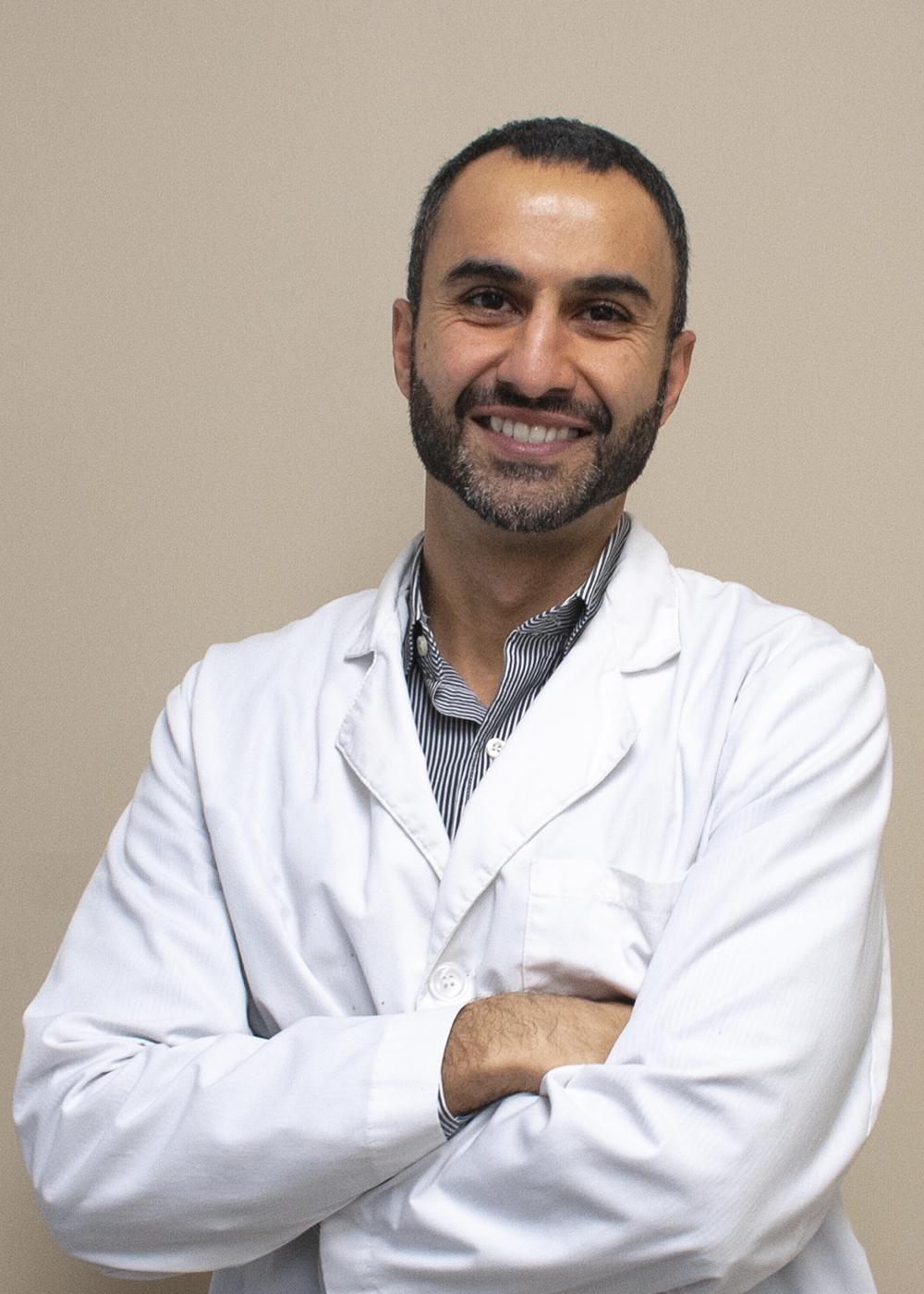 Dr. Hossein Aram